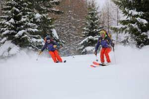 Ski touring-julian-alps-slovenia-koflersport