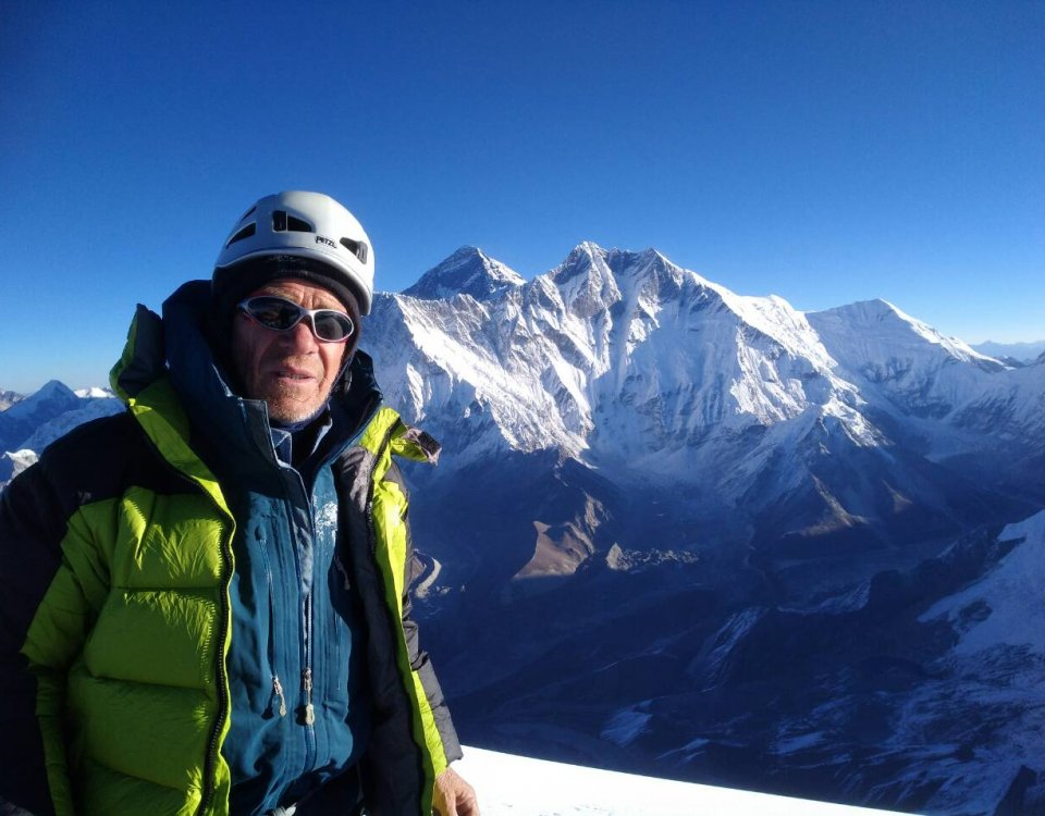 Ama Dablam - summit